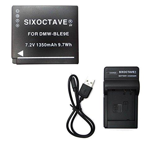 [str] Panasonic パナソニック 残量表示可能純正と同じ使用方法 DMW-BLE9/DMW-BLG10 互換バッテリーと充電器USBチャージャーDMW-BTC9 (純正互換電池ともに充電可能)セット LUMIX ルミックス LUMIX DMC-GF3/DMC-GF3C/DMC-GF3W/DMC-GF5W/DMC-GF5X/DMC-GF5/DMC-GF6X/DMC-GF6W/DMC-GF6/DMC-GX7C/DMC-GX7/DMC-TX1/DMC-LX100/DMC-GX7 Mark II / DC-TZ90 / DC-TX2 / DMC-GX7MK2 / DMC-GX7MK3 等カメラ対応