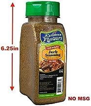 Premium Jamaican Jerk Seasoning - Grill delights, No MSG, 320g/ 11.5 Oz. (Jerk Seasoning Mild)