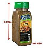 Karibbean Flavours Jamaican Jerk Seasoning Grill Delights, No Msg, 320G / 11,5 Oz. (Jerk Seasoning Mild,) 320gr