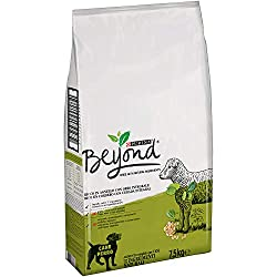 The best food for your dog Dimensions: 15x 35x 70cm Main composition: Meat