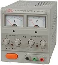 Mastech HY3005C Benchtop Power Supply, Single Output, Analog, 30 Volt, 5A, 150W, 6.5