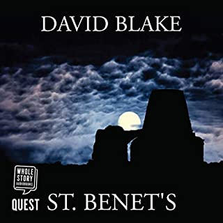 St. Benet's audiobook cover art