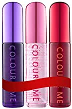Colour Me Combo Pack (Purple + Pink + Red) 50ml For Women
