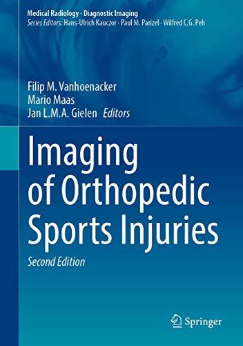 Imaging of Orthopedic Sports Injuries (Medical Radiology)