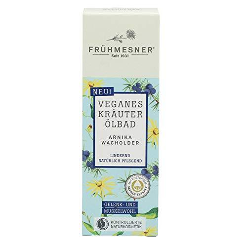 Frühmesner Veganes Kräuter-Ölbad Arnika/Wacholder 100 ml
