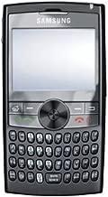 Samsung BlackJack II I617 Unlocked Phone with QWERTY Keyboard, WM6, GPS, 2 MP Camera and 3G Support - Unlocked Phone - US Warranty - Black