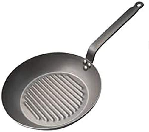 DE BUYER -5530.30 -poele grill carbone plus ø 30cm