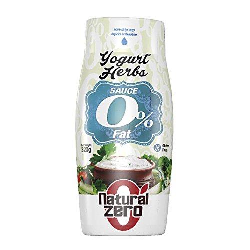 Natural Zero Yogurt Herbs Sauce - 320 gr