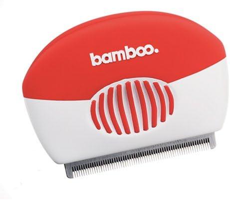 Bamboo Dog Comb 5 Max 86% OFF popular De-Shedding