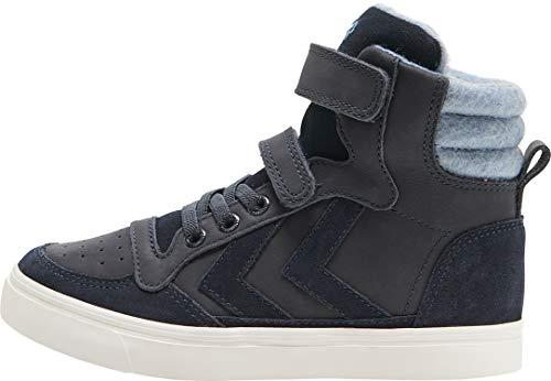 hummel Unisex Kinder Stadil Winter HIGH JR Sneaker