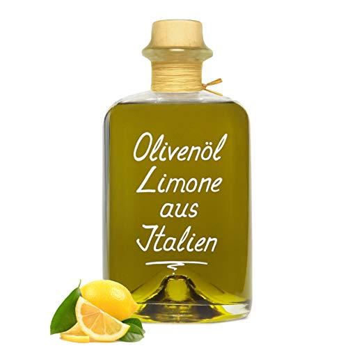 Olivenöl Limone Zitrone aus Italien 0,7L sehr aromatisch extra vergine kaltgepresst