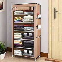 2001 International Versatile Beige Storage Rack for Home & Furniture, with 6 Bracket