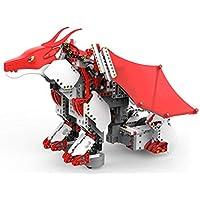 Ubtech Jimu Robot Mythical Series Firebot Robot Kit