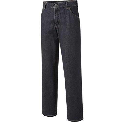 Pionier  workwear Herren 5-Pocket-Jeans mit Zollstocktasche in schwarz (Art.-Nr. 315) schwarz,Größe 118