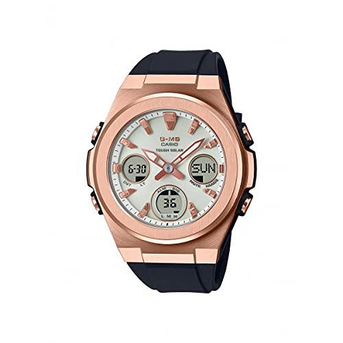Reloj Casio MSG-S600G-1AER Cuarzo Digital Acero Mujer