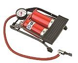 Tri Products Bomba de pie de cilindro doble de alta presión