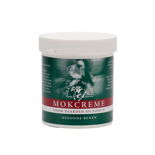 Grand National Mokcreme (Maukesalbe) - 450 g