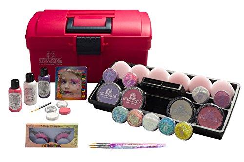 Eulenspiegel 299562 Schminkkoffer, Just Pink
