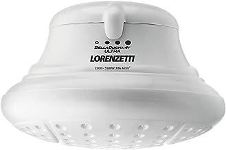 Bella Ducha 4T 220V 6800W, Lorenzetti, 7531202, Branco, Pequeno