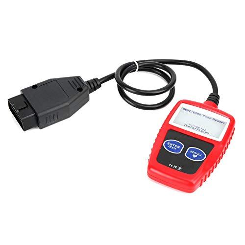 Diagnosi Auto Professionale in Italiano Diagnosi Auto MS309 OBD2 Auto Fault Instrument Scanner Strumento di diagnostica automatica Strumenti di scansione per auto per accessori per auto