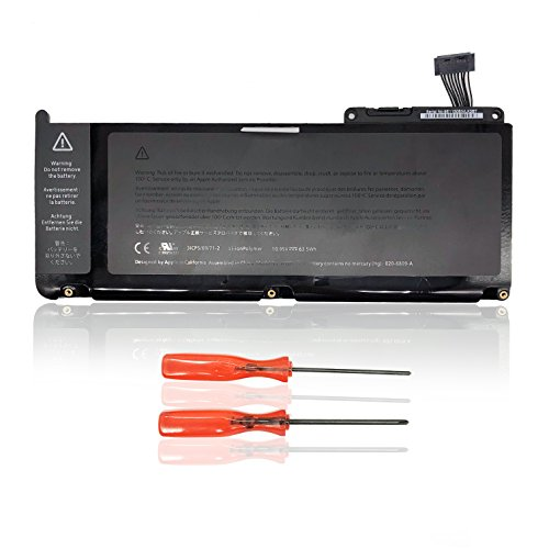 Batería de Repuesto A1331 para Ordenador portátil Apple A1342 Unibody 13