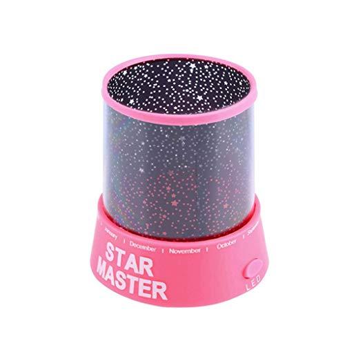 CIELLTE Veilleuses Lampe de Nuit Étoile Céleste Cosmos Projecteur Ciel Étoile Projection Batterie USB Double Usage