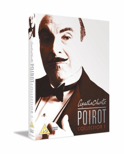 Poirot Collection 1 [4 DVDs] [UK Import]