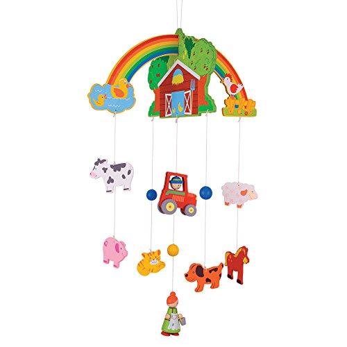 Bigjigs Toys Mobile (Ferme)