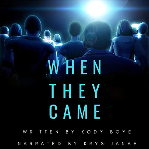 When They Came audiobook cover art
