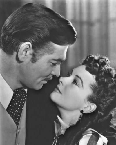 """New 8x10 Photo: Recommended Clark Gable and """"Gone Leigh Vivien Indianapolis Mall with in"""