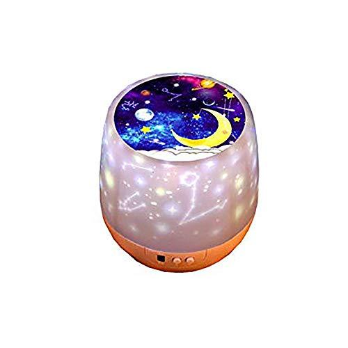 Maiyatang Star-Nachtlicht-Projektionslampe Baby LED-Stimmung Lampe Kinder Weihnachtsstern Universum Homepage Geburtstagsbeleuchtung Kinder Geschenk-Spielzeug Schlafzimmer Wohnzimmer