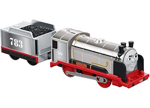 Thomas and Friends Tren de Juguete de la Locomotora Merlin the Invisible, Juguetes Niños 3 Años (Mattel FJK58)