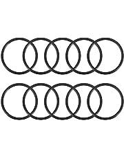 10pack nitril rubberen O-ringen, metrische Buna-N afdichtingspakking