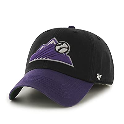 MLB Colorado Rockies Franchise Fitted Hat