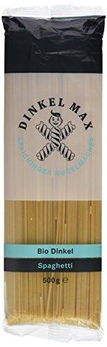 Dinkel Max Spaghetti Bio (1 x 500 g)