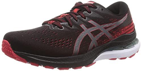 ASICS Men's Gel-Kayano 28 Road Running Shoe, black, 8.5 UK(43.5 EU)