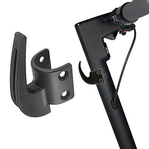 Linghuang - Ganchos de plástico ABS para colgar ropa, para patinetes eléctricos Segway Ninebot Max G30 Kickscooter