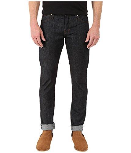 Unbranded* The Brand Herren UB401 Enge Indigo Selvedge Jeans - Blau - 54 Regulär
