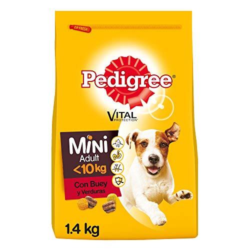 PEDIGREE Adulte Mini Croquettes au poulet pour petit chien 1,5kg - Lot de 6 (9kg)