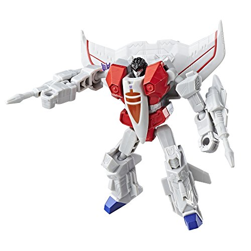 Transformers Authentics Decepticon Starscream Action Figure, 4 Inches