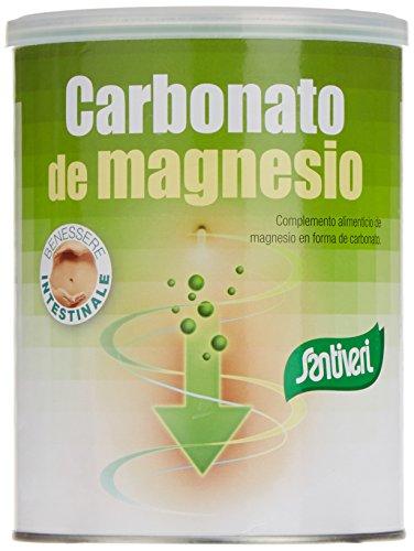 Santiveri Sa 23564 Ibersan Carbonato di Magnesio Polvere