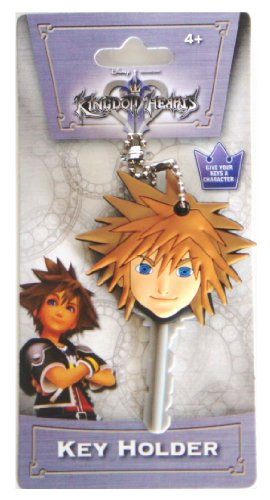 Disney Kingdom Hearts Sora Soft Touch PVC Key Holder