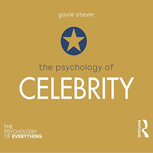 The Psychology of Celebrity cover art