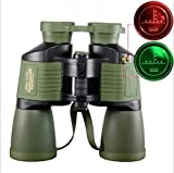 10X50 Auto Focus Binoculars Telescope, Clear Weak Light Vision Fixed Focus Binoculars