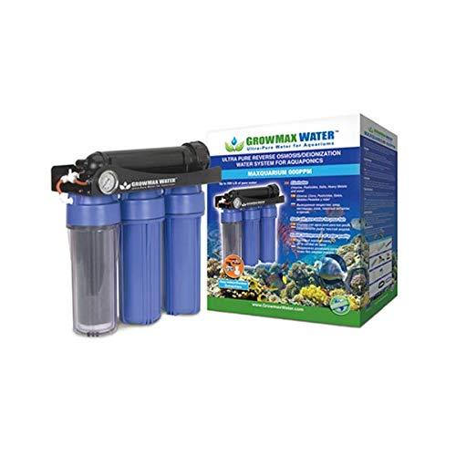 Weedness Maxquarium 000 PPM omgekeerde osmose-installatie - waterfilter osmose-installatie waterkraan aquarium drinkwater tuin filter osmose Maxquarium 000 PPM