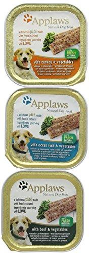 Applaws - Pollo con verduras (5 x 150 g)