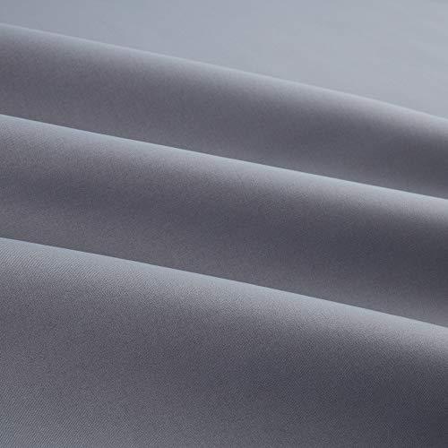 1.5mm Neoprene Scuba Stretch Silver, Fabric by the Yard