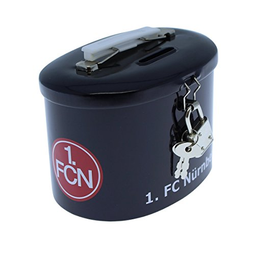 1.FC Nürnberg Spardose FCN Fanartikel
