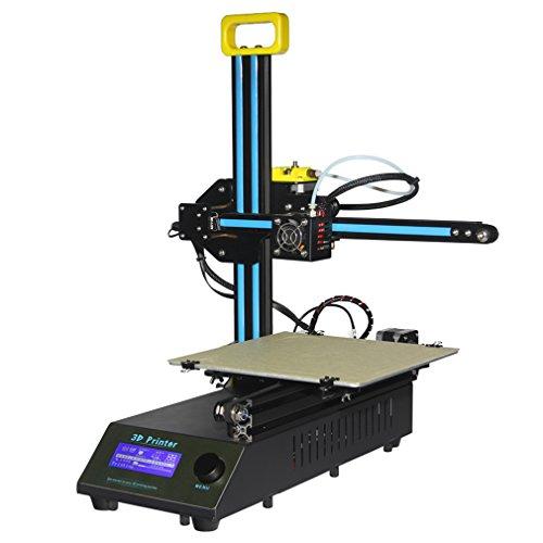 Impresora 3d Kit leshp 3d printer DIY, High Precision selbstbauen Impresora 3d con pantalla LCD, grabado láser, Múltiple 3d de impresión hilos