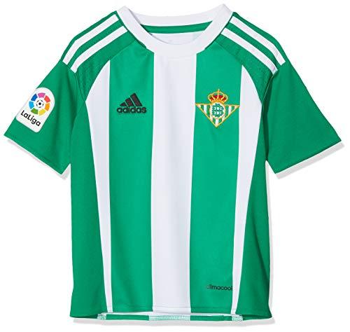 adidas 1ª Equipación Betis FC Camiseta, Hombre, Verde, 116